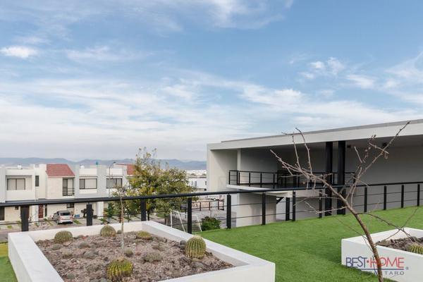 Foto de casa en venta en  , desarrollo habitacional zibata, el marqués, querétaro, 14035709 No. 36