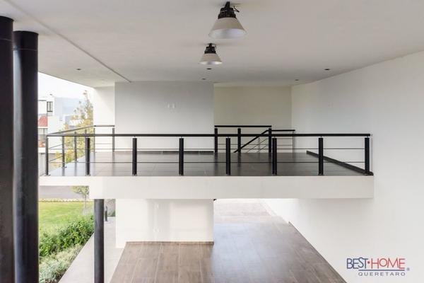Foto de casa en venta en  , desarrollo habitacional zibata, el marqués, querétaro, 14035709 No. 37