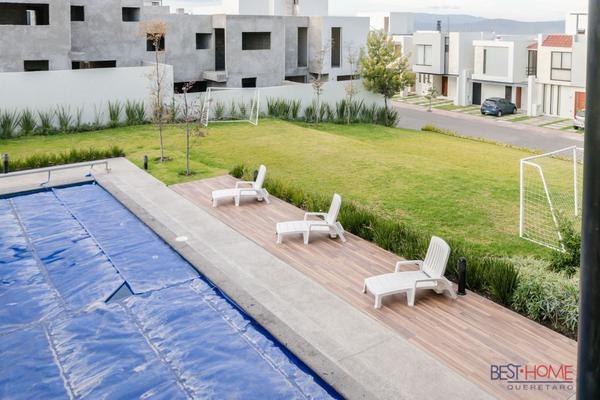 Foto de casa en venta en  , desarrollo habitacional zibata, el marqués, querétaro, 14035709 No. 38