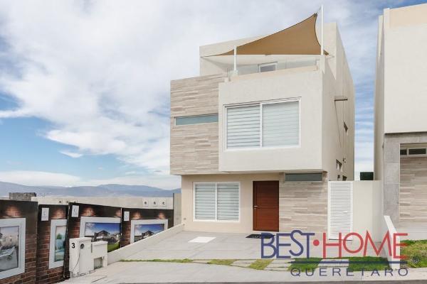 Foto de casa en venta en  , desarrollo habitacional zibata, el marqués, querétaro, 14035713 No. 01