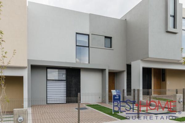 Foto de casa en venta en  , desarrollo habitacional zibata, el marqués, querétaro, 14035741 No. 01