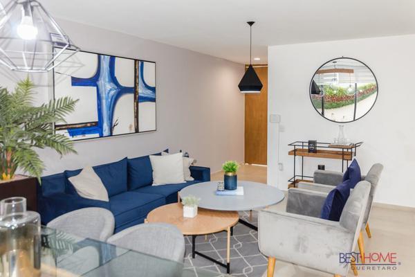 Foto de casa en venta en  , desarrollo habitacional zibata, el marqués, querétaro, 14035741 No. 03