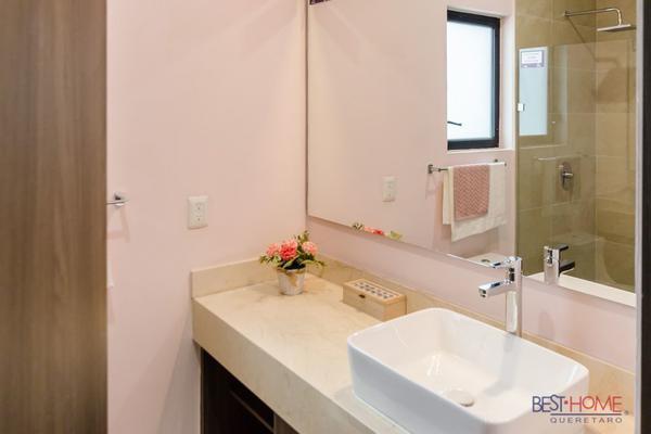 Foto de casa en venta en  , desarrollo habitacional zibata, el marqués, querétaro, 14035741 No. 18