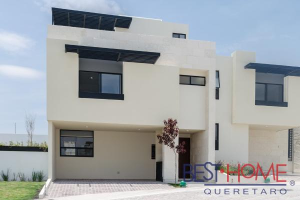 Foto de casa en venta en  , desarrollo habitacional zibata, el marqués, querétaro, 14035745 No. 01