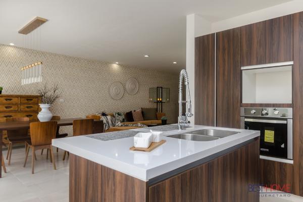 Foto de casa en venta en  , desarrollo habitacional zibata, el marqués, querétaro, 14035745 No. 03