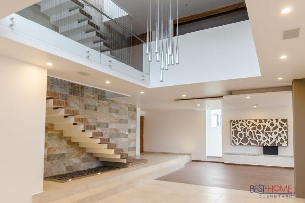 Foto de casa en venta en  , desarrollo habitacional zibata, el marqués, querétaro, 14035749 No. 02