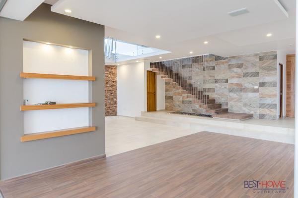 Foto de casa en venta en  , desarrollo habitacional zibata, el marqués, querétaro, 14035749 No. 08