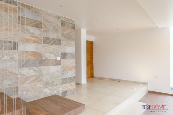 Foto de casa en venta en  , desarrollo habitacional zibata, el marqués, querétaro, 14035749 No. 09