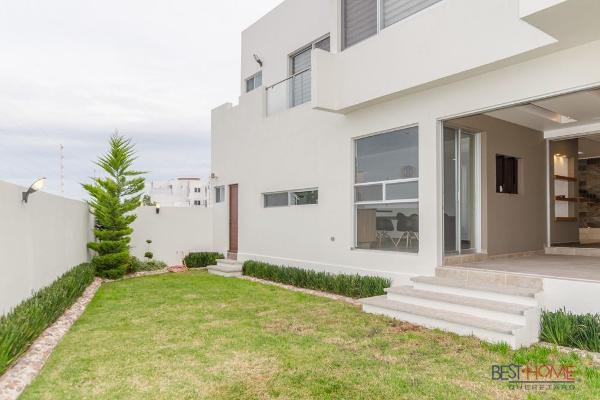 Foto de casa en venta en  , desarrollo habitacional zibata, el marqués, querétaro, 14035749 No. 16