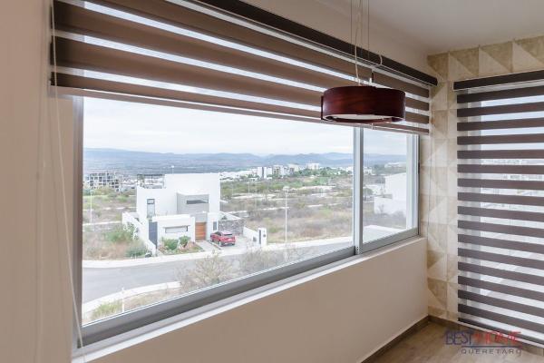 Foto de casa en venta en  , desarrollo habitacional zibata, el marqués, querétaro, 14035749 No. 23