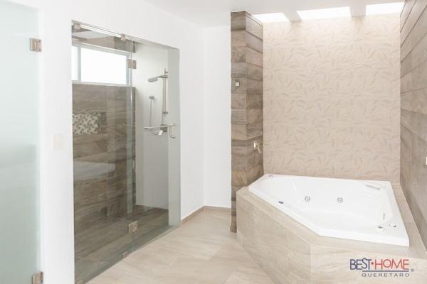 Foto de casa en venta en  , desarrollo habitacional zibata, el marqués, querétaro, 14035749 No. 29
