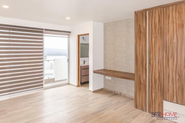 Foto de casa en venta en  , desarrollo habitacional zibata, el marqués, querétaro, 14035749 No. 34