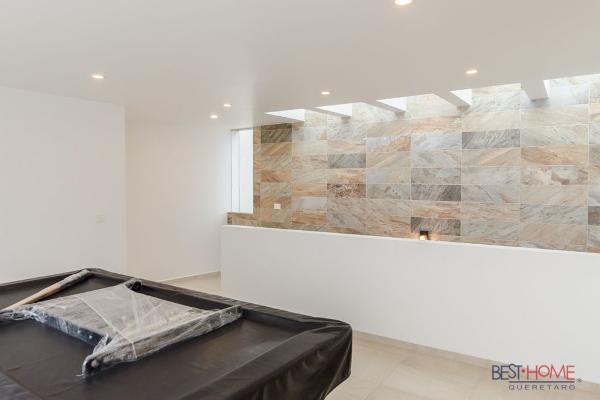 Foto de casa en venta en  , desarrollo habitacional zibata, el marqués, querétaro, 14035749 No. 38