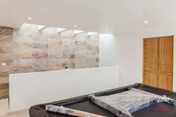 Foto de casa en venta en  , desarrollo habitacional zibata, el marqués, querétaro, 14035749 No. 39