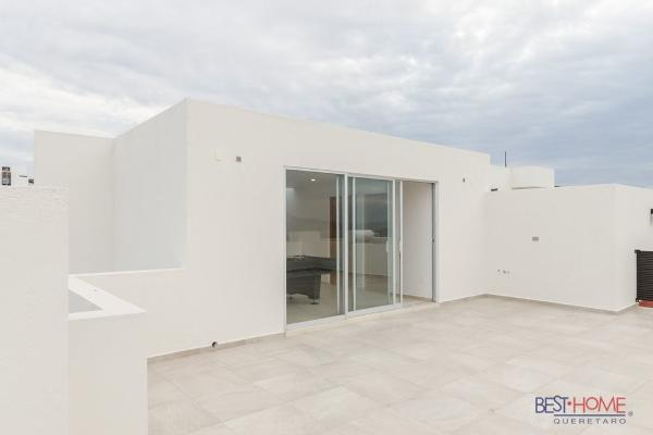 Foto de casa en venta en  , desarrollo habitacional zibata, el marqués, querétaro, 14035749 No. 40