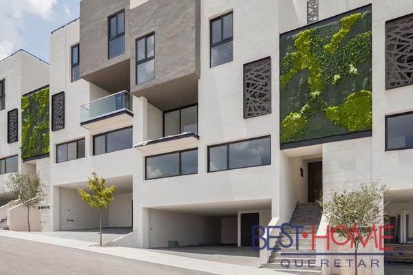 Foto de departamento en venta en  , desarrollo habitacional zibata, el marqués, querétaro, 14035757 No. 01