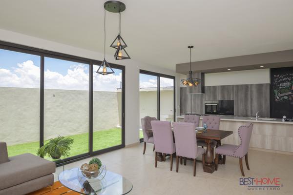 Foto de departamento en venta en  , desarrollo habitacional zibata, el marqués, querétaro, 14035757 No. 03