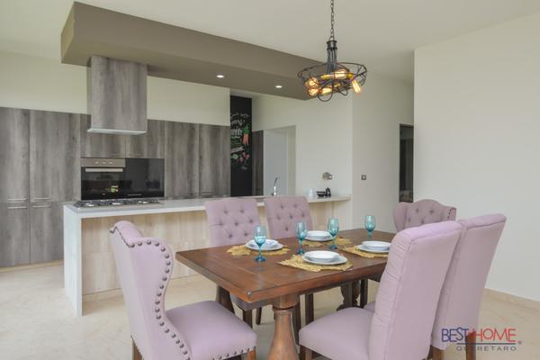 Foto de departamento en venta en  , desarrollo habitacional zibata, el marqués, querétaro, 14035757 No. 04