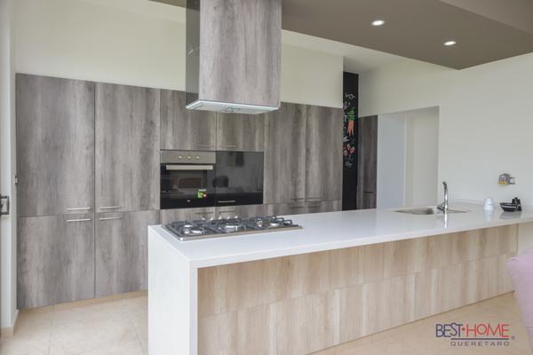 Foto de departamento en venta en  , desarrollo habitacional zibata, el marqués, querétaro, 14035757 No. 05