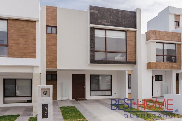 Foto de casa en venta en  , desarrollo habitacional zibata, el marqués, querétaro, 14035769 No. 01