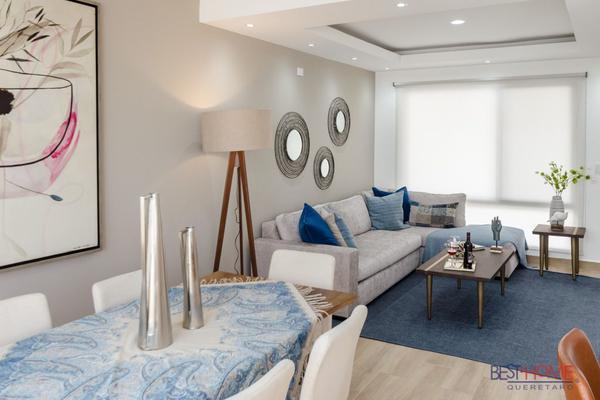 Foto de casa en venta en  , desarrollo habitacional zibata, el marqués, querétaro, 14035769 No. 02