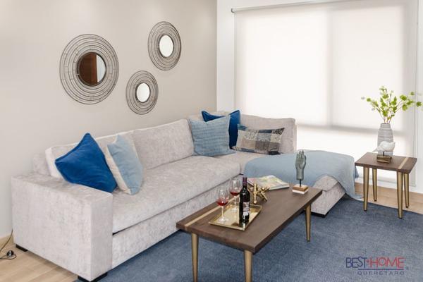 Foto de casa en venta en  , desarrollo habitacional zibata, el marqués, querétaro, 14035769 No. 03