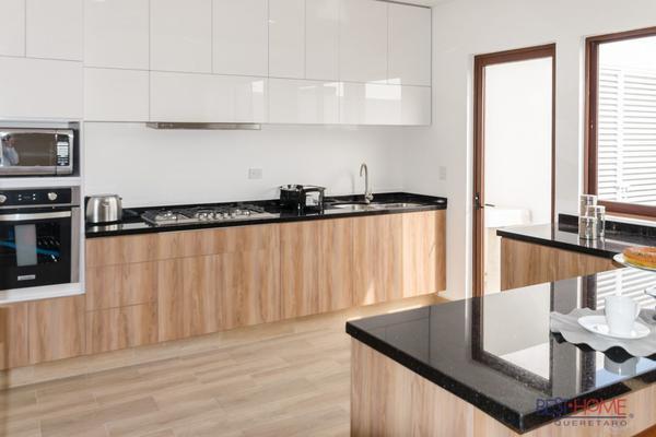 Foto de casa en venta en  , desarrollo habitacional zibata, el marqués, querétaro, 14035769 No. 08
