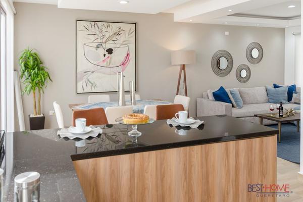 Foto de casa en venta en  , desarrollo habitacional zibata, el marqués, querétaro, 14035769 No. 09