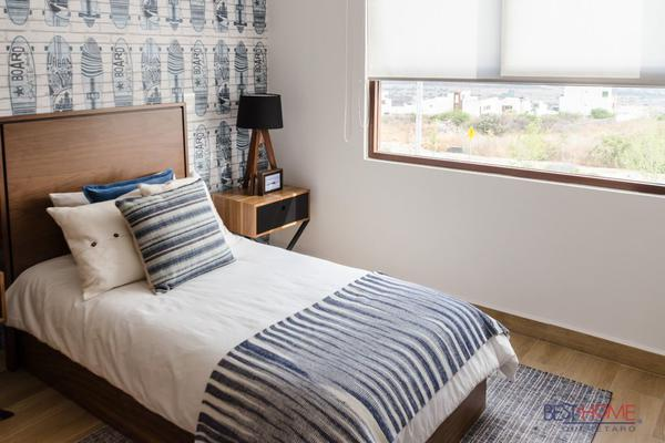 Foto de casa en venta en  , desarrollo habitacional zibata, el marqués, querétaro, 14035769 No. 16
