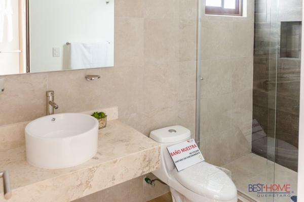 Foto de casa en venta en  , desarrollo habitacional zibata, el marqués, querétaro, 14035769 No. 20
