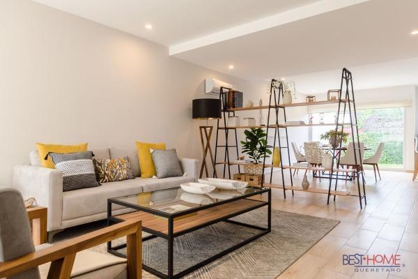 Foto de casa en venta en  , desarrollo habitacional zibata, el marqués, querétaro, 14035781 No. 03