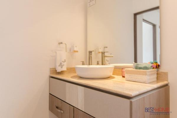 Foto de casa en venta en  , desarrollo habitacional zibata, el marqués, querétaro, 14035781 No. 24