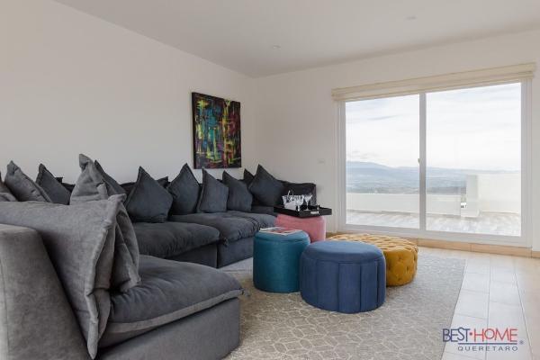 Foto de casa en venta en  , desarrollo habitacional zibata, el marqués, querétaro, 14035781 No. 30