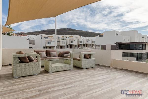 Foto de casa en venta en  , desarrollo habitacional zibata, el marqués, querétaro, 14035781 No. 34
