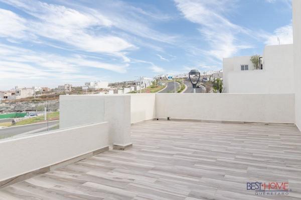Foto de casa en venta en  , desarrollo habitacional zibata, el marqués, querétaro, 14035781 No. 37