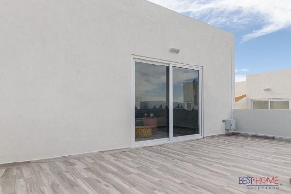 Foto de casa en venta en  , desarrollo habitacional zibata, el marqués, querétaro, 14035781 No. 38