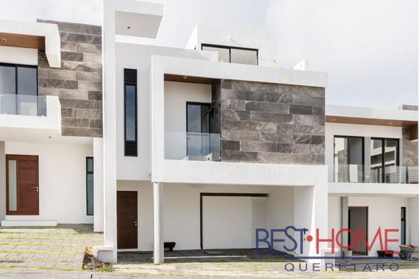 Foto de casa en venta en  , desarrollo habitacional zibata, el marqués, querétaro, 14035785 No. 01