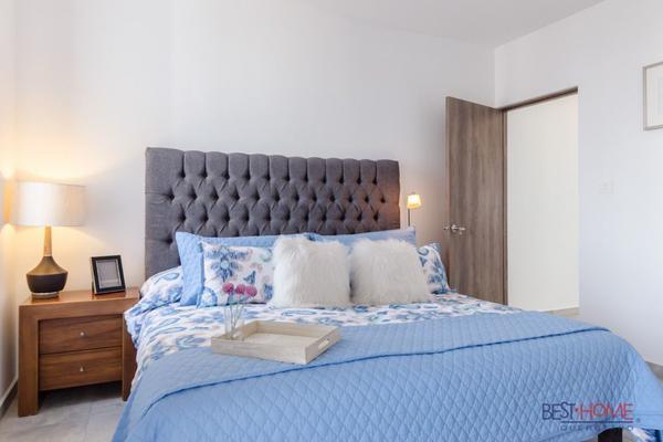 Foto de casa en venta en  , desarrollo habitacional zibata, el marqués, querétaro, 14035785 No. 08