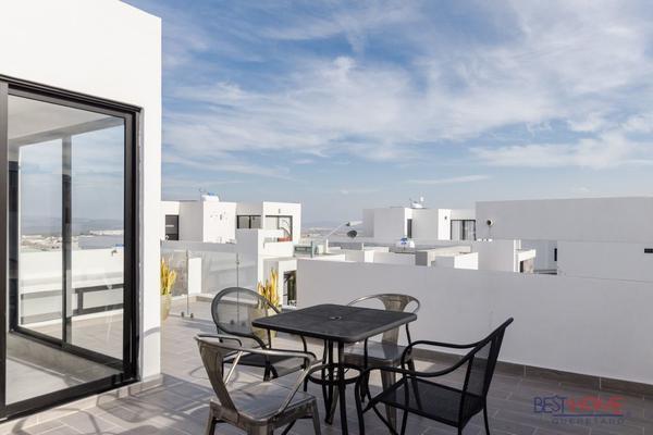 Foto de casa en venta en  , desarrollo habitacional zibata, el marqués, querétaro, 14035785 No. 23