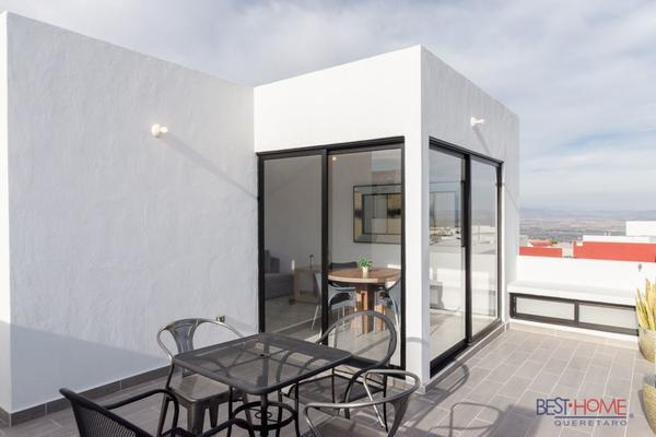Foto de casa en venta en  , desarrollo habitacional zibata, el marqués, querétaro, 14035785 No. 24