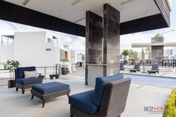 Foto de casa en venta en  , desarrollo habitacional zibata, el marqués, querétaro, 14035785 No. 35