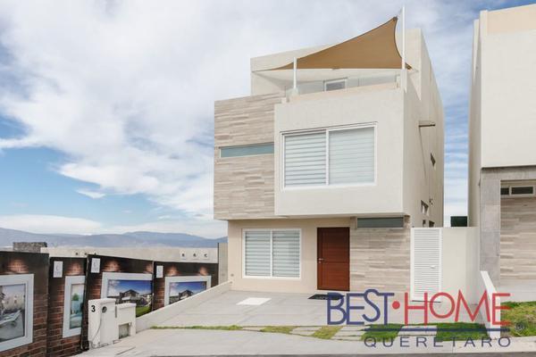 Foto de casa en venta en  , desarrollo habitacional zibata, el marqués, querétaro, 14035801 No. 01