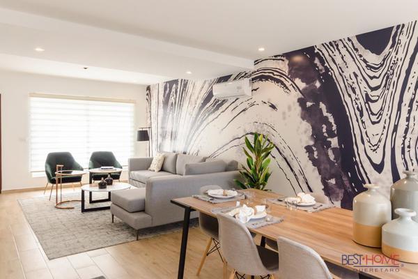 Foto de casa en venta en  , desarrollo habitacional zibata, el marqués, querétaro, 14035801 No. 03