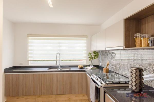Foto de casa en venta en  , desarrollo habitacional zibata, el marqués, querétaro, 14035801 No. 08