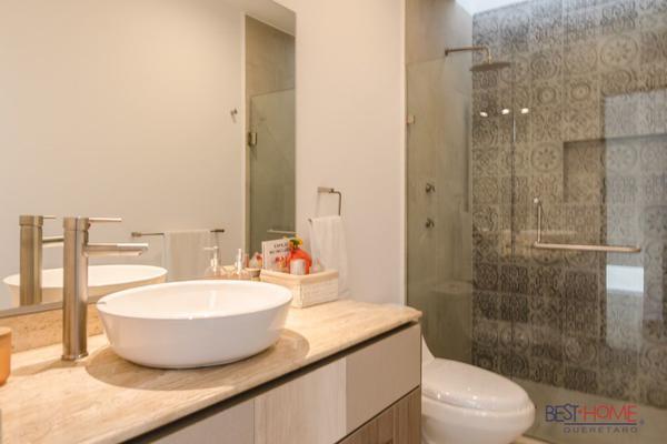 Foto de casa en venta en  , desarrollo habitacional zibata, el marqués, querétaro, 14035801 No. 20