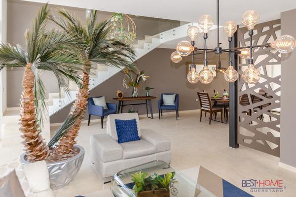 Foto de departamento en venta en  , desarrollo habitacional zibata, el marqués, querétaro, 14035809 No. 02
