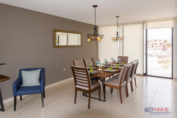 Foto de departamento en venta en  , desarrollo habitacional zibata, el marqués, querétaro, 14035809 No. 03