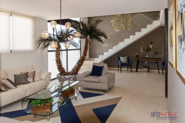 Foto de departamento en venta en  , desarrollo habitacional zibata, el marqués, querétaro, 14035809 No. 05