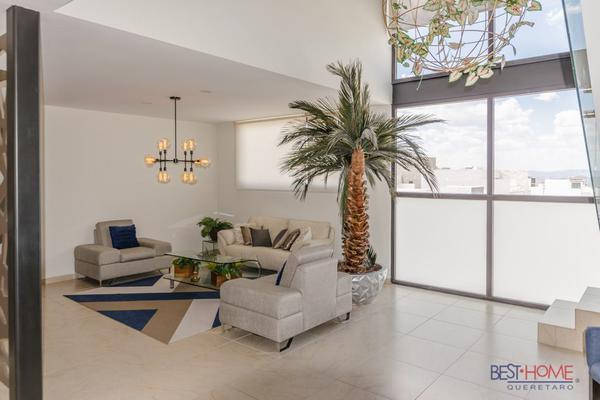 Foto de departamento en venta en  , desarrollo habitacional zibata, el marqués, querétaro, 14035809 No. 06