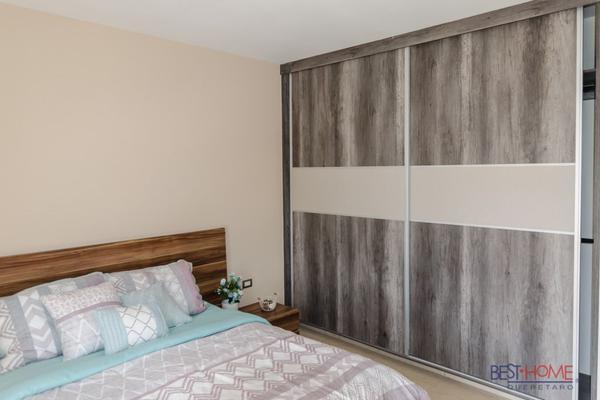 Foto de departamento en venta en  , desarrollo habitacional zibata, el marqués, querétaro, 14035809 No. 17